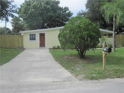 Hernando County, Hillsborough County, Pasco County, Pinellas County Rental For Rent: 3302 W Wallace Avenue