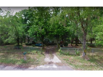 Hernando County, Hillsborough County, Pasco County, Pinellas County Residential Lots & Land For Sale: 4302 Spring Road