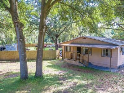 Seffner Single Family Home For Sale: 5341 Pine Street