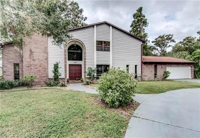 Single Family Home For Sale: 223 S Riverhills Drive