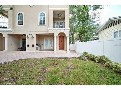Tampa Townhouse For Sale: 403 S Newport Avenue #1
