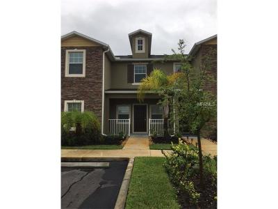 Wesley Chapel Townhouse For Sale: 31216 Claridge Place