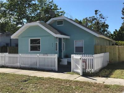 St Petersburg Single Family Home For Sale: 418 24th Street N