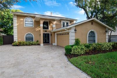 Tampa Single Family Home For Sale: 2911 W El Prado Boulevard