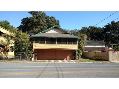 Hernando County, Hillsborough County, Pasco County, Pinellas County Multi Family Home For Sale: 331 20th Street N