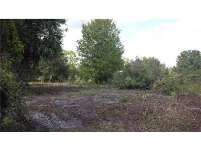 Wimauma Residential Lots & Land For Sale: Seminole Trail