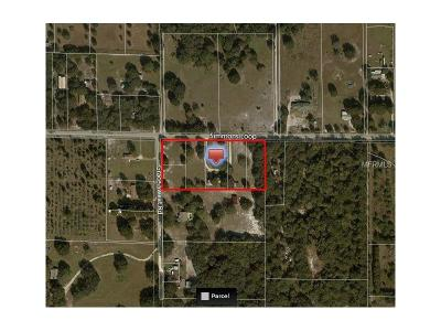Riverview Residential Lots & Land For Sale: 6650 Simmons Loop