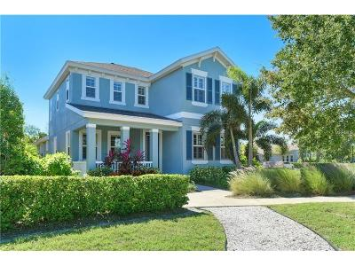 Apollo Beach Single Family Home For Sale: 322 Winterside Drive