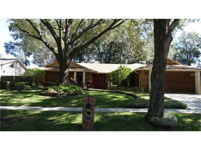 Hernando County, Hillsborough County, Pasco County, Pinellas County Single Family Home For Sale: 11405 Gibralter Place