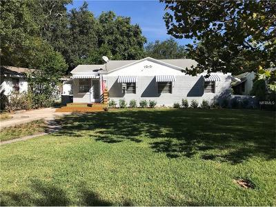 Tampa Single Family Home For Sale: 3616 W Sterling Circle