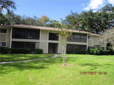 Temple Terrace Condo For Sale: 6012 Laketree Lane #G