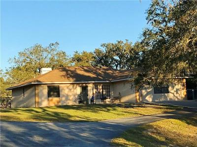 New Port Richey, New Port Richie Single Family Home For Sale: 9310 Osceola Drive