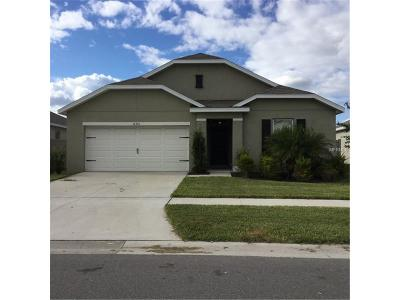 Wimauma, Wimauma` Single Family Home For Sale
