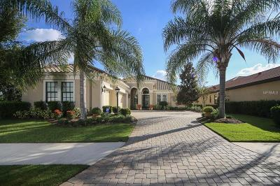 Lakewood Ranch, Lakewood Rch, Lakewood Rn Single Family Home For Sale: 15418 Leven Links Place