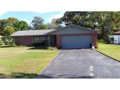 Weeki Wachee Single Family Home For Sale: 9058 Heather Boulevard