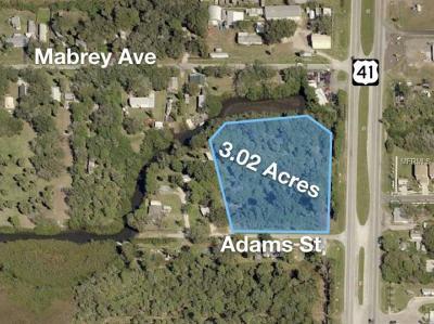 Gibsonton Residential Lots & Land For Sale: Adams Street