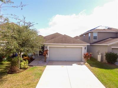 Ruskin Single Family Home For Sale: 7233 Lumber Port Drive