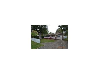 Gibsonton Single Family Home For Sale: 10107 Midway Street