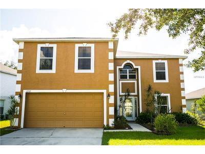 Gibsonton Single Family Home For Sale: 12757 Lake Vista Drive