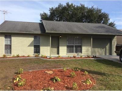 Pasco County Single Family Home For Sale: 3706 McCloud Street