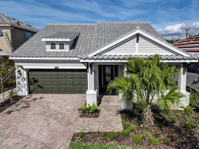 Osprey Single Family Home For Sale: 4424 Conchfish Lane