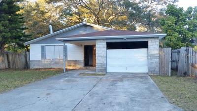 Pinellas Park Single Family Home For Sale: 6491 64th Avenue N