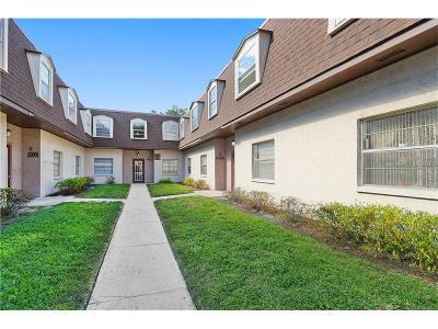 Hillsborough County Condo For Sale: 9008 Tudor Drive #K106