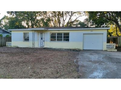 Pinellas Park Single Family Home For Sale: 8400 54th Street N