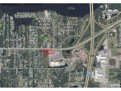 Residential Lots & Land For Sale: Gibsonton Drive