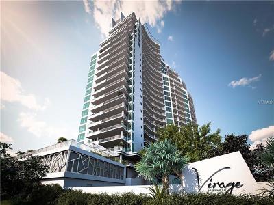 Tampa Condo For Sale: 3401 Bayshore Boulevard #1504