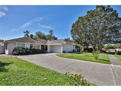 Single Family Home For Sale: 707 Fortuna Drive