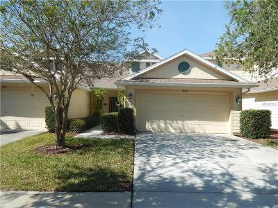 Tampa Townhouse For Sale: 8909 Iron Oak Avenue
