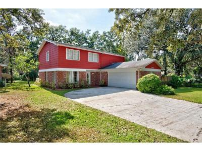 Temple Terrace Single Family Home For Sale: 309 Live Oak Avenue