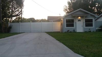 Tampa Single Family Home For Sale: 12710 Woodleigh Avenue