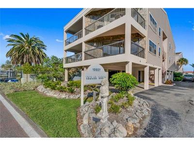 Indian Shores Condo For Sale: 19937 Gulf Boulevard #C1
