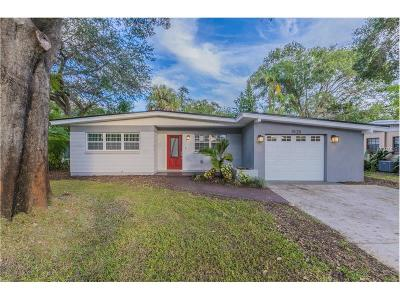 Tampa Single Family Home For Sale: 1520 S Church Avenue