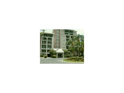 Tampa Condo For Sale: 1002 S Harbour Island Boulevard #1112