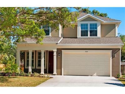 Tampa Rental For Rent: 3604 W Royal Palm Circle