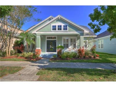 Tampa Single Family Home For Sale: 10017 New Parke Road