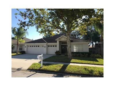Single Family Home For Sale: 18221 Collridge Drive