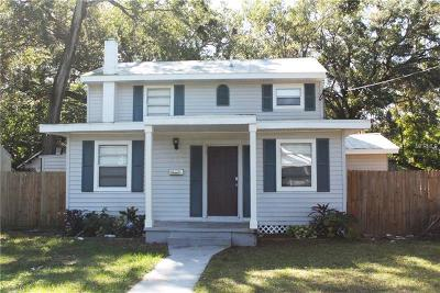 Tampa Single Family Home For Sale: 805 E Emma Street