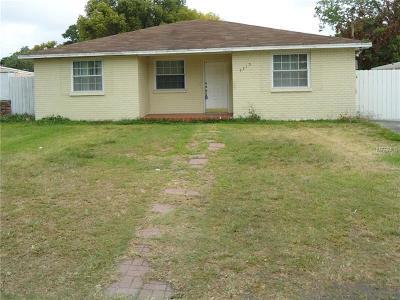 Single Family Home For Sale: 3213 W Beach Street
