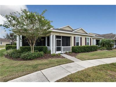 Apollo Beach FL Villa For Sale: $242,500