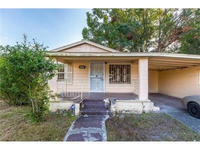 Tampa Single Family Home For Sale: 2917 E 27th Avenue