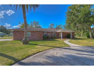 Plant City Single Family Home For Sale: 509 N Franklin Street