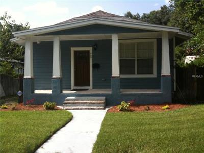 Single Family Home For Sale: 409 W Amelia Avenue