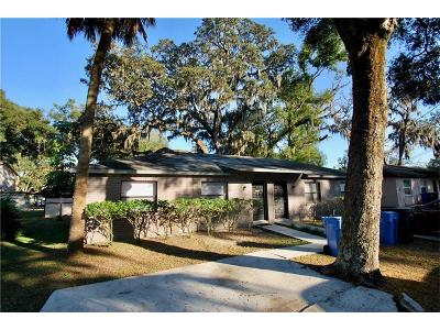 Seffner Multi Family Home For Sale: 5309 Peach Avenue