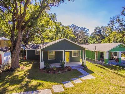 Tampa Single Family Home For Sale: 307 E Clinton Street