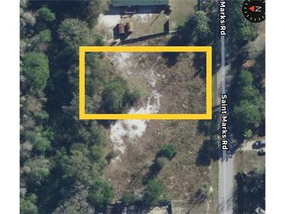 Residential Lots & Land For Sale: Saint Marks Road