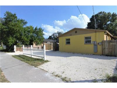 Tampa Single Family Home For Sale: 1405 E Linebaugh Avenue